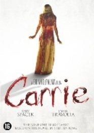 Carrie, (DVD) BILINGUAL /CAST: SISSY SPACEK King, Stephen, DVDNL