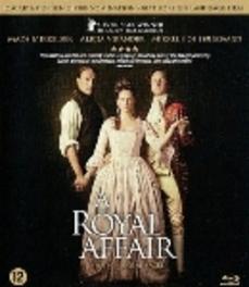 Royal affair, (Blu-Ray) BILINGUAL // W/ ALICIA VIKANDER, MADS MIKKELSEN Steensen-Leth, Bodil, Blu-Ray