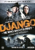Django - He who shoots first, (DVD)