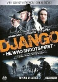 Django - He who shoots first, (DVD) MOVIE, DVDNL