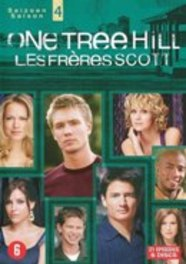 One tree hill - Seizoen 4, (DVD) BILINGUAL /CAST: SOPHIA BUSH, BETHANY JOY LENZ TV SERIES, DVD