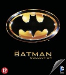 Batman collection, (Blu-Ray) BILINGUAL // ORIGINALS BOXSET MOVIE, BLURAY
