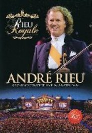 RIEU ROYALE PAL/ALL REGIONS // KRONINGSCONCERT LIVE IN AMSTERDAM ANDRE RIEU, DVDNL