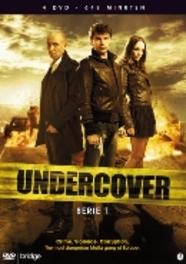 Undercover Seizoen 1, (DVD) CAST VLADIMIR PENEV, ALEXANDER SANO. TV SERIES, DVDNL