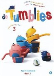 Tumblies 3, (DVD) PAL/REGION 2 CHILDREN, DVDNL