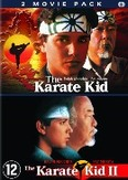Karate kid 1 & 2, (DVD)