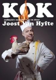Joost van Hyfte - Kok, (DVD) CULINAIRE COMEDY JOOST VAN HYFTE, DVD