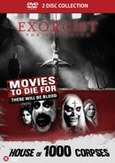 Exorcist beginning/House of 1000 corpses, (DVD) .. BEGINNING/HOUSE OF 1000 CORPSES
