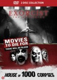 Exorcist beginning/House of 1000 corpses, (DVD) .. BEGINNING/HOUSE OF 1000 CORPSES MOVIE, DVD