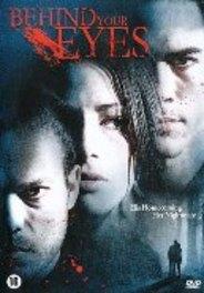 Behind your eyes, (DVD) PAL/REGION 2 // W/ DANIEL FANABERIA, FRIDA FARREL MOVIE, DVD
