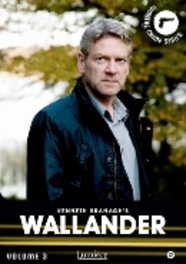 Wallander (BBC) - Deel 3 (3DVD)