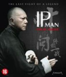 IP man - Final fight, (Blu-Ray) W/ ANTHONY WONG CHAU-SANG MOVIE, BLURAY