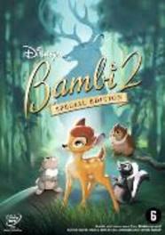 Bambi 2, (DVD) BILINGUAL Salten, Felix, DVDNL