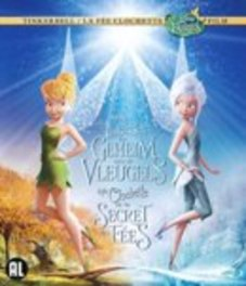 Tinkerbell - Het geheim van de vleugels, (Blu-Ray) .. THE WINGS // ALL REGIONS-BILINGUAL ANIMATION, BLURAY