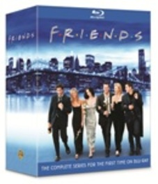 Friends complete collection, (Blu-Ray) BILINGUAL TV SERIES, Blu-Ray