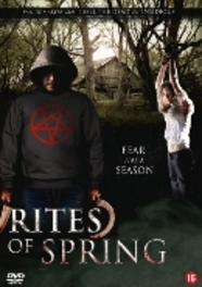 Rites of spring, (DVD) PAL/REGION 2 // W/ AJ BOWEN, SONNY MARINELLI MOVIE, DVDNL