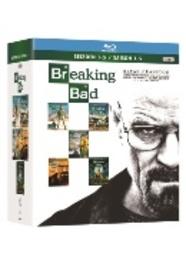 Breaking bad - Seizoen 1-5 deel 1, (Blu-Ray) .. SEASONS - BILINGUAL TV SERIES, Blu-Ray