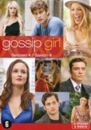 Gossip girl - Seizoen 4, (DVD) BILINGUAL /CAST: BLAKE LIVELY, LEIGHTON MEESTER TV SERIES, DVDNL