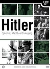 Hitler - Opkomst macht en ondergang, (DVD) .. ONDERGANG - PAL/REGION 2 DOCUMENTARY, DVD