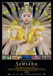 Samsara, (DVD) PAL/REGION 2 // BY RON FRICKE & MARK MAGIDSON Magidson, Mark, DVD