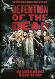 Detention of the dead, (DVD) PAL/REGION 2 // W/ JACOB ZACHAR, ALEXA NIKOLAS MOVIE, DVD