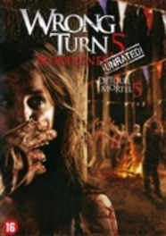 WRONG TURN 5 BILINGUAL / BLOODLINES-UNRATED MOVIE, DVD
