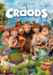Croods, (DVD) BILINGUAL /CAST: NICOLAS CAGE, RYAN REYNOLDS ANIMATION, DVDNL