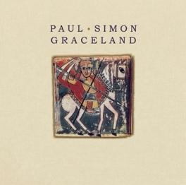 GRACELAND (25TH.. .. ANNIVERSARY EDITION) PAUL SIMON, CD