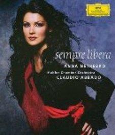 Anna Netrebko - Sempre Libera (Audio Only), (Blu-Ray) *BLU RAY AUDIO* ANNA NETREBKO, BLURAY