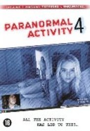 Paranormal activity 4, (DVD) PAL/REGION 2-BILINGUAL // W/ KATIE FEATHERSTON Peli, Oren, DVDNL