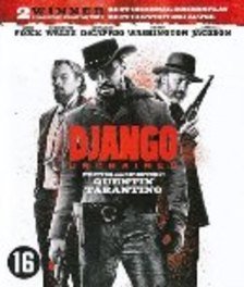 Django unchained, (Blu-Ray) ALL REGIONS-BILINGUAL // W/JAMIE FOXX,CHRISTOPH WALTZ MOVIE, BLURAY