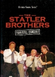 The Statler Brothers - Best From The Farewell Concert, (DVD) .. CONCERT - NTSC/REGION 1 STATLER BROTHERS, DVD