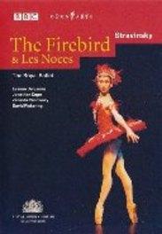 FIREBIRD/LES NOCES ROYAL BALLET S.O. I. STRAVINSKY, DVDNL