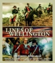 Lines of wellington, (Blu-Ray) W/ JOHN MALKOVICH, NUNO LOPEZ, CATHERINE DENEUVE MOVIE, Blu-Ray