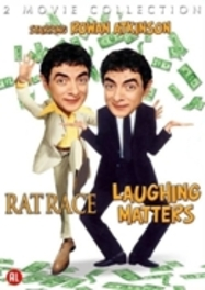 Rowan Atkinson - Rat Race & Laughing Matters (2DVD)