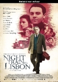NIGHT TRAIN TO LISBON Mercier, Pascal, DVDNL