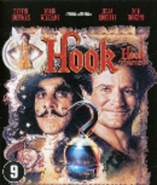 Hook, (Blu-Ray) BILINGUAL // W/ ROBIN WILLIAMS, DUSTIN HOFFMAN MOVIE, BLURAY