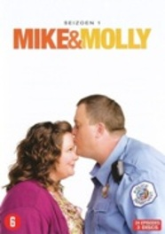 Mike & Molly - Seizoen 1, (DVD) CAST: BILLY GARDELL TV SERIES, DVD
