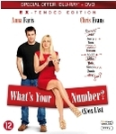 What's your number, (Blu-Ray)