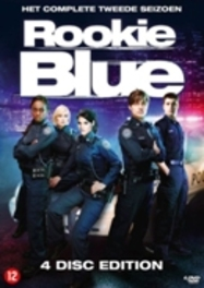 Rookie blue - Seizoen 2, (DVD) CAST: GREGORY SMITH, MISSY PEREGRYM, ENUKA OKUMA TV SERIES, DVD