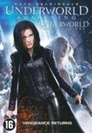 Underworld awakening, (DVD) PAL/REGION 2-BILINGUAL / W/KATE BECKINSALE, ICHAEL EALY MOVIE, DVDNL
