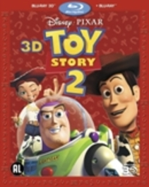 Toy story 2 (3D+2D), (Blu-Ray) BILINGUAL /CAST: TOM HANKS, TIM ALLEN ANIMATION, BLURAY
