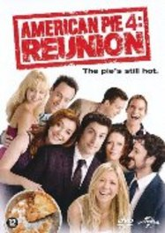 American pie reunion, (DVD) PAL/REGION 2-BILINGUAL/ W/ JASON BIGGS, ALYSON HANNIGAN MOVIE, DVDNL