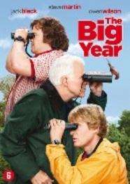Big year, (DVD) BILINGUAL /CAST: JACK BLACK, OWEN WILSON MOVIE, DVD