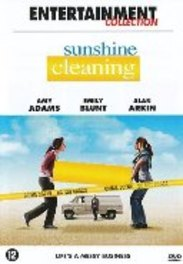 Sunshine cleaning, (DVD) PAL/REGION 2 // W/ AMY ADAMS MOVIE, DVDNL