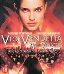 V FOR VENDETTA W/ NATALIE PORTMAN, HUGO WEAVING, STEPHEN REA