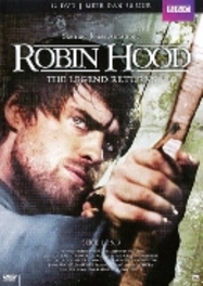 Robin Hood: The Legend Returns - seizoen 1-3 (12 dvd)