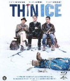 Thin ice, (Blu-Ray) BILINGUAL // W/ GREG KINNEAR, ALAN ARKIN MOVIE, Blu-Ray
