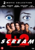 Scream 1 & 2, (DVD) PAL/REGION 2