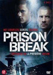 Prison break - Seizoen 1, (DVD) PAL/REGION 2-BILINGUAL TV SERIES, DVDNL